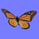Butterfly 3D Icon