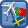 Traveller Dictionary and Phrasebook Portuguese – Swedish Icon