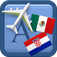 Traveller Dictionary and Phrasebook Mexican Spanish – Croatian Icon