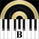 PipeKeysB – Uilleann Bagpipes Keyboard in B Icon