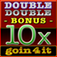 Video Poker Double Double Bonus FREE! Icon