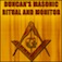 Duncan's Masonic Ritual and Monitor :- by Malcolm C. Duncan Icon