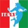 Rugby Fans – Italy Icon