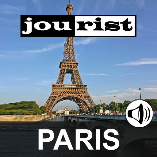 Paris audio city guide
