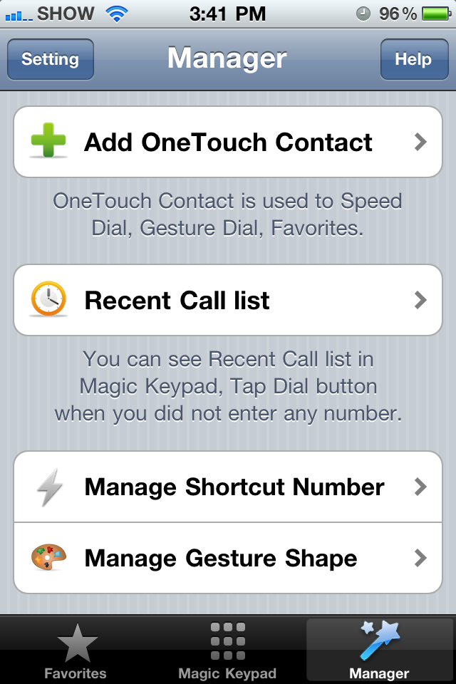 Magic Keypad – Fast & Smart Dialer Screenshot