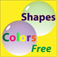 Learn Colors and Shapes for Kids Free Icon