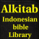Alkitab (Indonesian bible Library) Icon
