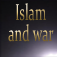 Islam and War. Icon