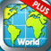 World Maps Deluxe Icon
