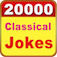 20000 Classical Jokes Icon