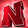 Nebraska Cornhuskers College SuperFans Icon