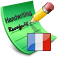 WritePad French Edition Icon