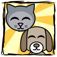 Free Dog and Cat Wallpapers Icon