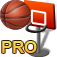 Pro Basketball Scores Icon