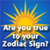 Are you true to your Zodiac Sign? Icon