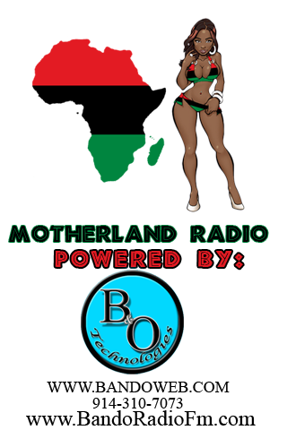Motherland Africa Radio Screenshot