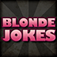 Blonde Jokes !$@# Icon