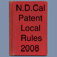Patent Local Rules (N.D. Cal. 2008) Icon