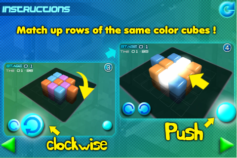 Cubetrix 3D Screenshot