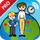 Family Tracker and Safety Center (Pro) Icon