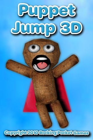Puppet Jump 3D – Full game Screenshot