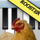 Rooster Piano Free Icon