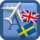Traveller Dictionary and Phrasebook Swedish – UK English Icon