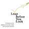Leap Before You Look (Book) 72 Shortcuts for Getting Out of Your Mind and Into the Moment by Arjuna Ardagh Icon