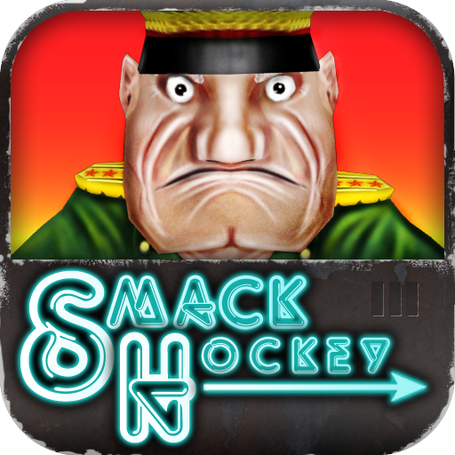 Smack Hockey Icon