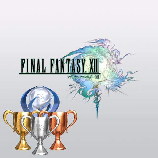 FFXIII Trophies + Achievements