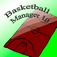 Basketball Manager 10 Icon