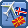 Traveller Dictionary and Phrasebook Icelandic – Macedonian Icon