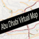 Abu Dhabi Virtual Map Icon
