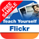 Sams Teach Yourself Flickr in 10 Min Icon