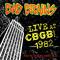Live At CBGB 1982