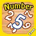 Super number kid Icon