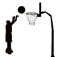 Black Basket Icon