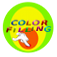 Color Filling Fun Icon