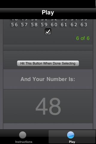 Mystery Calculator