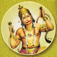 Shree Hanuman Mantra Icon