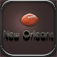 New Orleans Pro Football Live Icon
