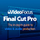 MusicTech Focus : VideoFocus Final Cut Pro Icon