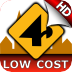 Nav4D United Kingdom (LOW COST) HD Icon