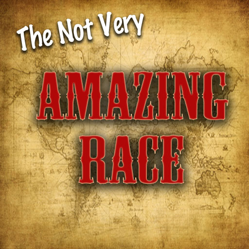 Not Very Amazing Race