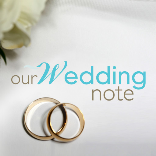 Our Wedding Note