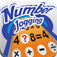 Number Jogging Icon