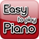 Easy to play Piano Icon