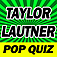 Taylor Lautner Pop Quiz Icon