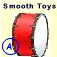 Smooth Toys Toy Drum Free Icon