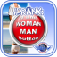 iPRANK: (I am) WOMAN MAN Button! Icon